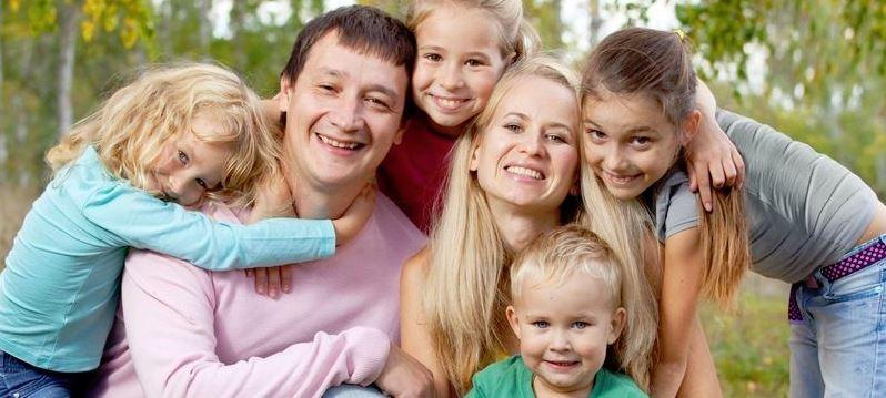 Беспроцентный жилищный кредит для многодетной семьи