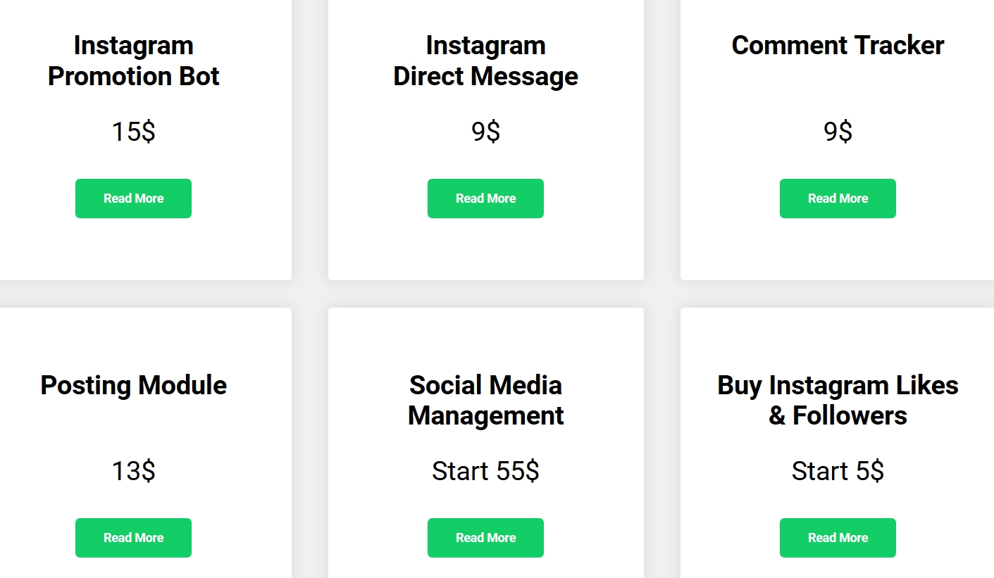 5 Best Online Automation Services with Instagram Direct