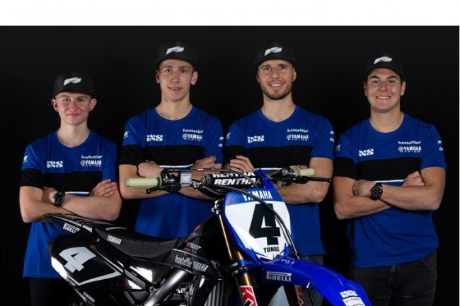 Состав команды Hostettler Yamaha Racing 2021