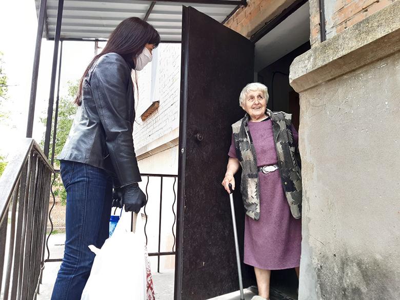 Партия Шария помогает ветеранам - фото