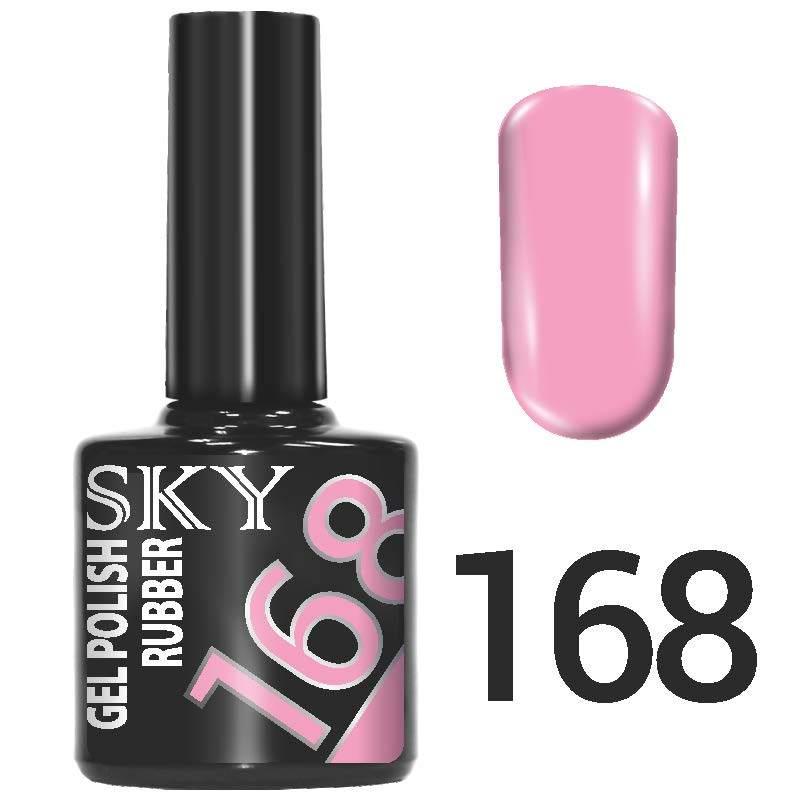 Sky gel №168