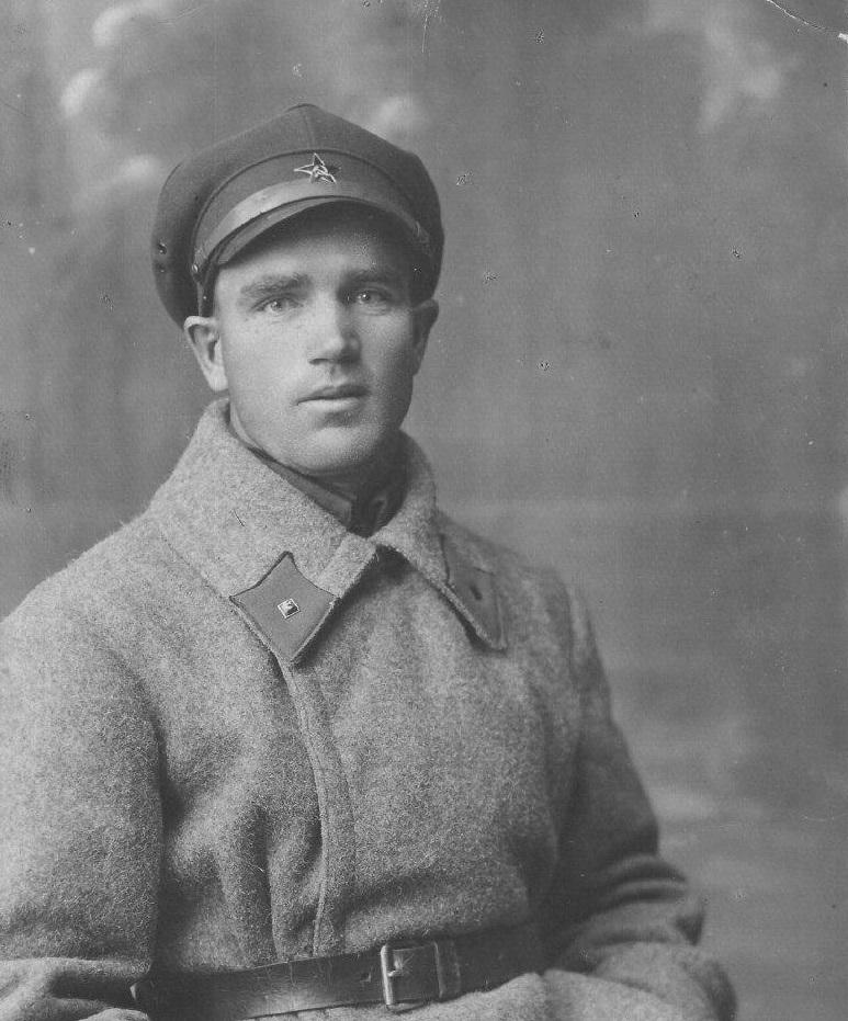 Михаил Иванович Брагин  (1904 -1942)