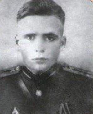 Александр Евгеньевич Масаев  (1920-1944)