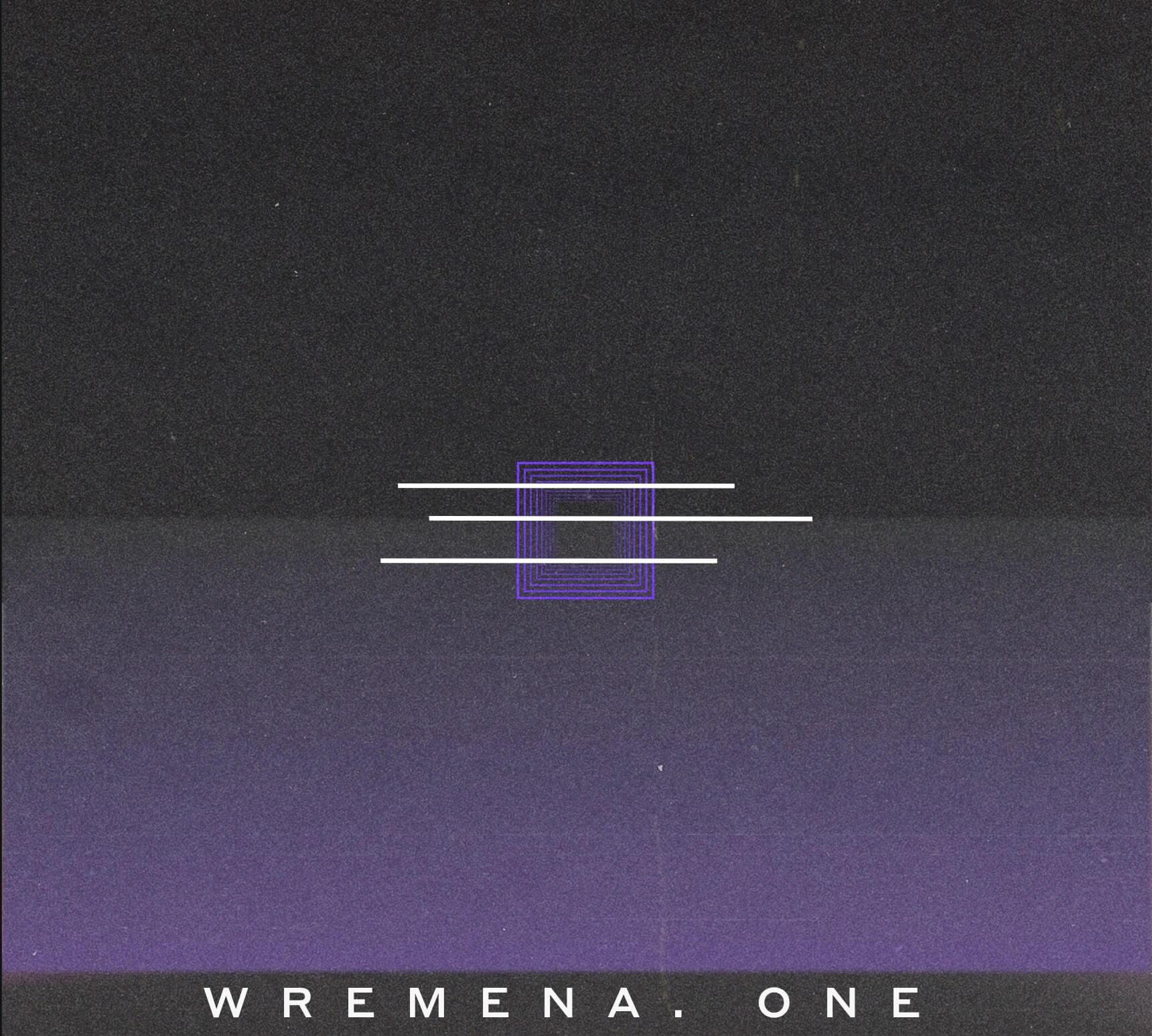 A cover art of a virtual guitar library 'WREMENA'