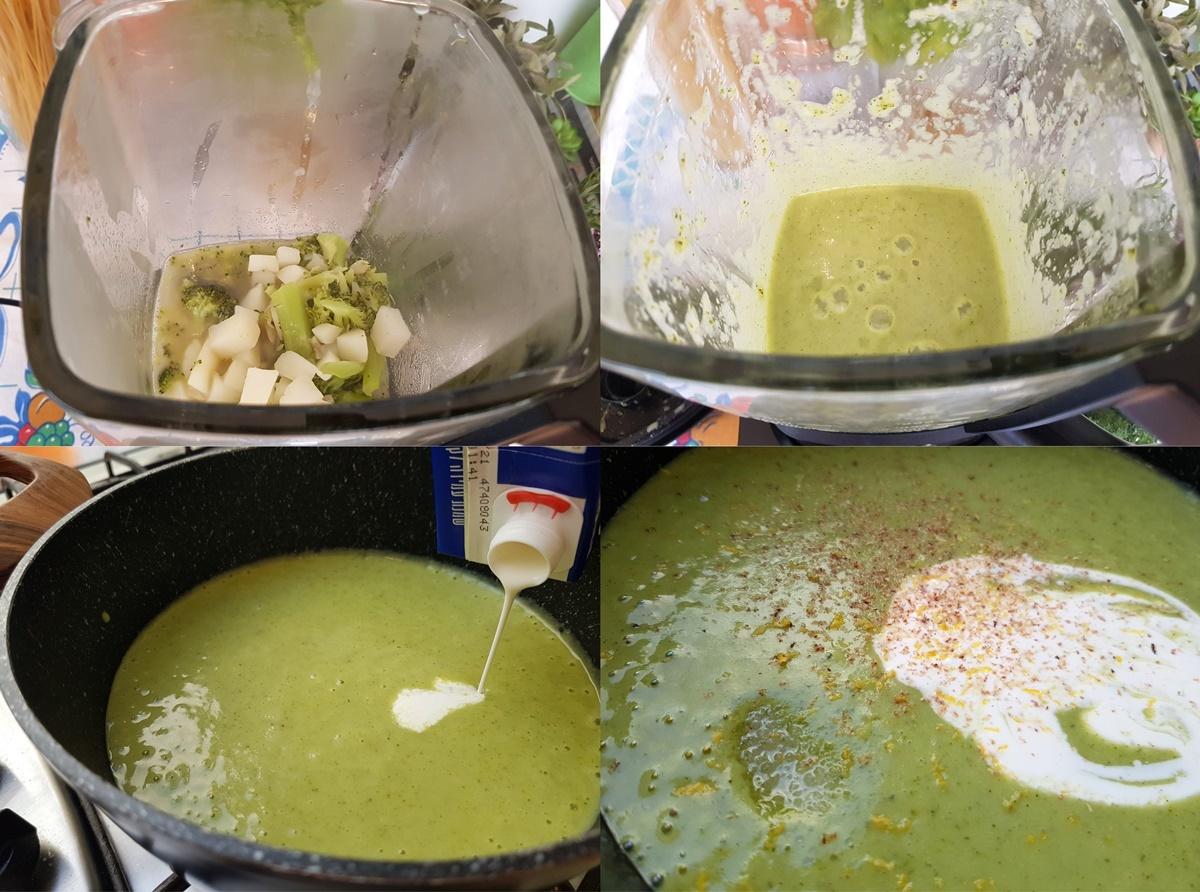 Рецепт крем-супа из брокколи. Вкусный Израиль.