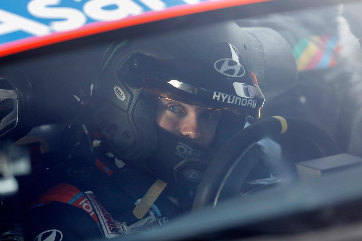 Оливер Сольберг, Hyundai i20 Coupe WRC, Arctic Rally Finland 2021