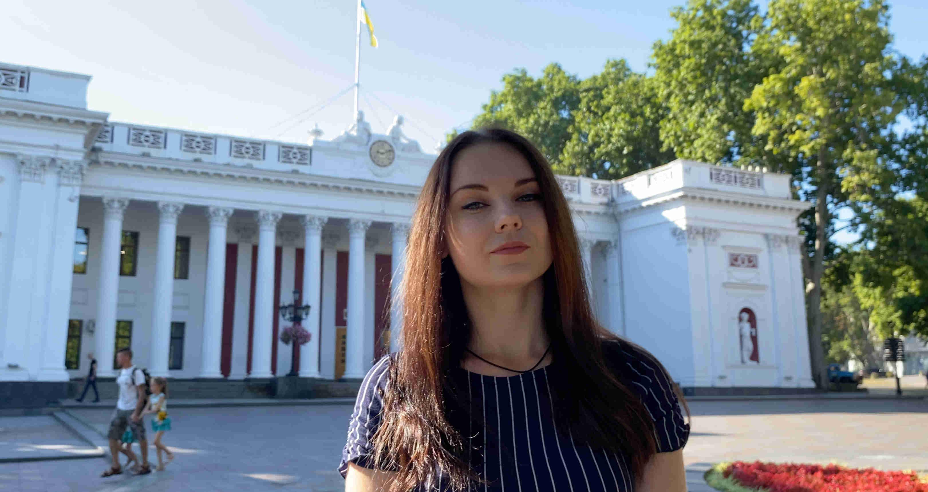 Партия Шария поздравила Одессу