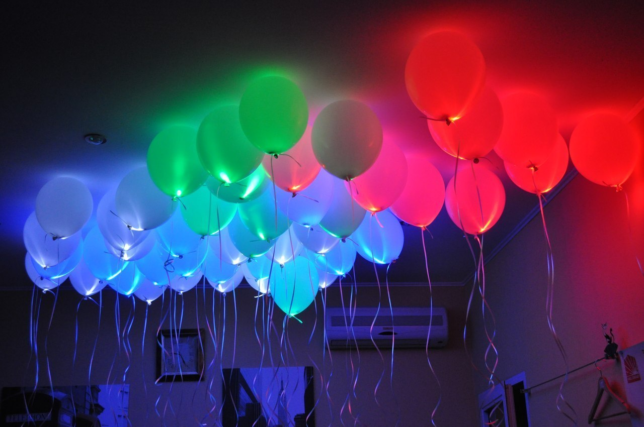 Светящиеся картинка с днем рождения, смешные картинки картинки