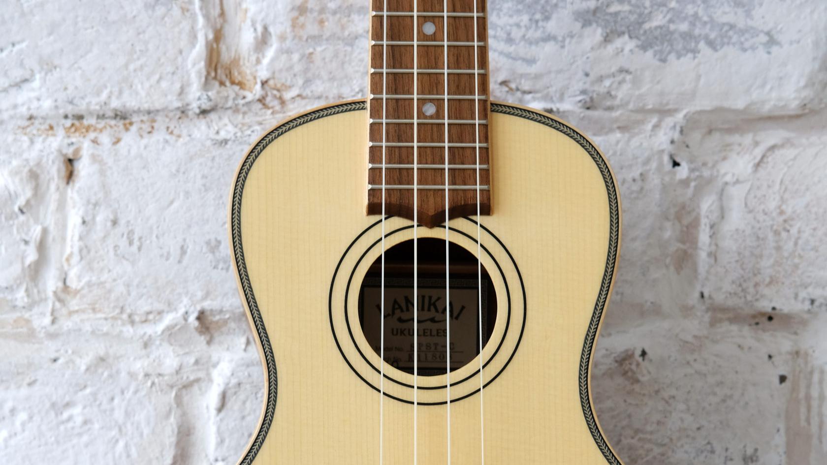 Купить укулеле концерт LANIKAI SPST-C в магазине ukelovers, ukulele LANIKAI