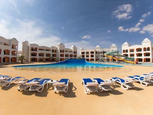 отель в Шарм-эль-Шейхе в июне