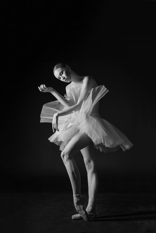 нецветные фото балерина получаются