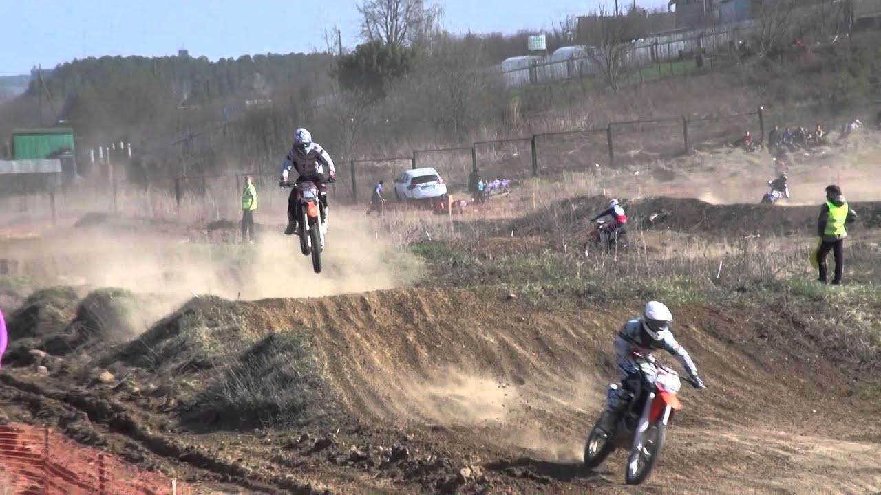Всероссийские соревнования по мотокроссу в г. Заречный: Результаты