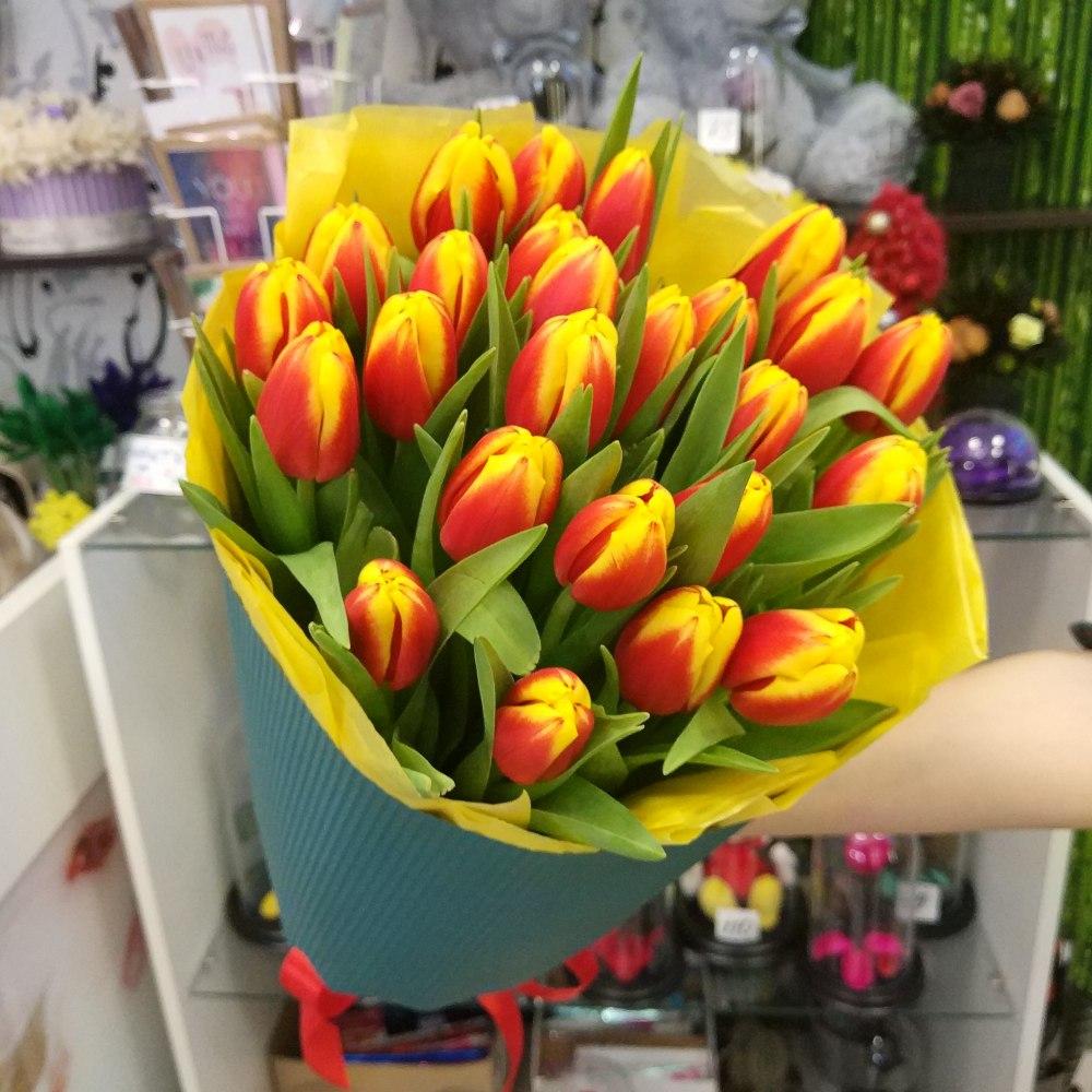 номерах есть красивые букеты цветов из тюльпанов фото обязательно
