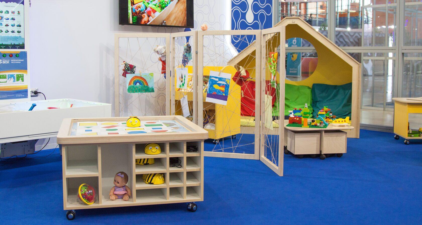 картинка мебель для детского сада