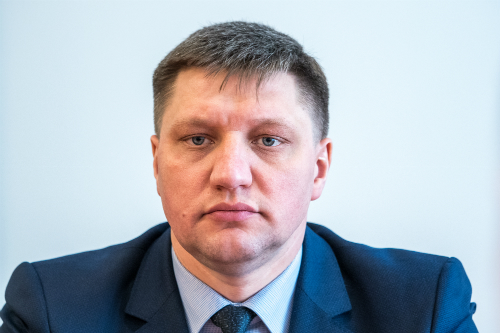 """Виктор Серков, директор СПБ ГКУ """"Городской мониторинговый центр"""""""