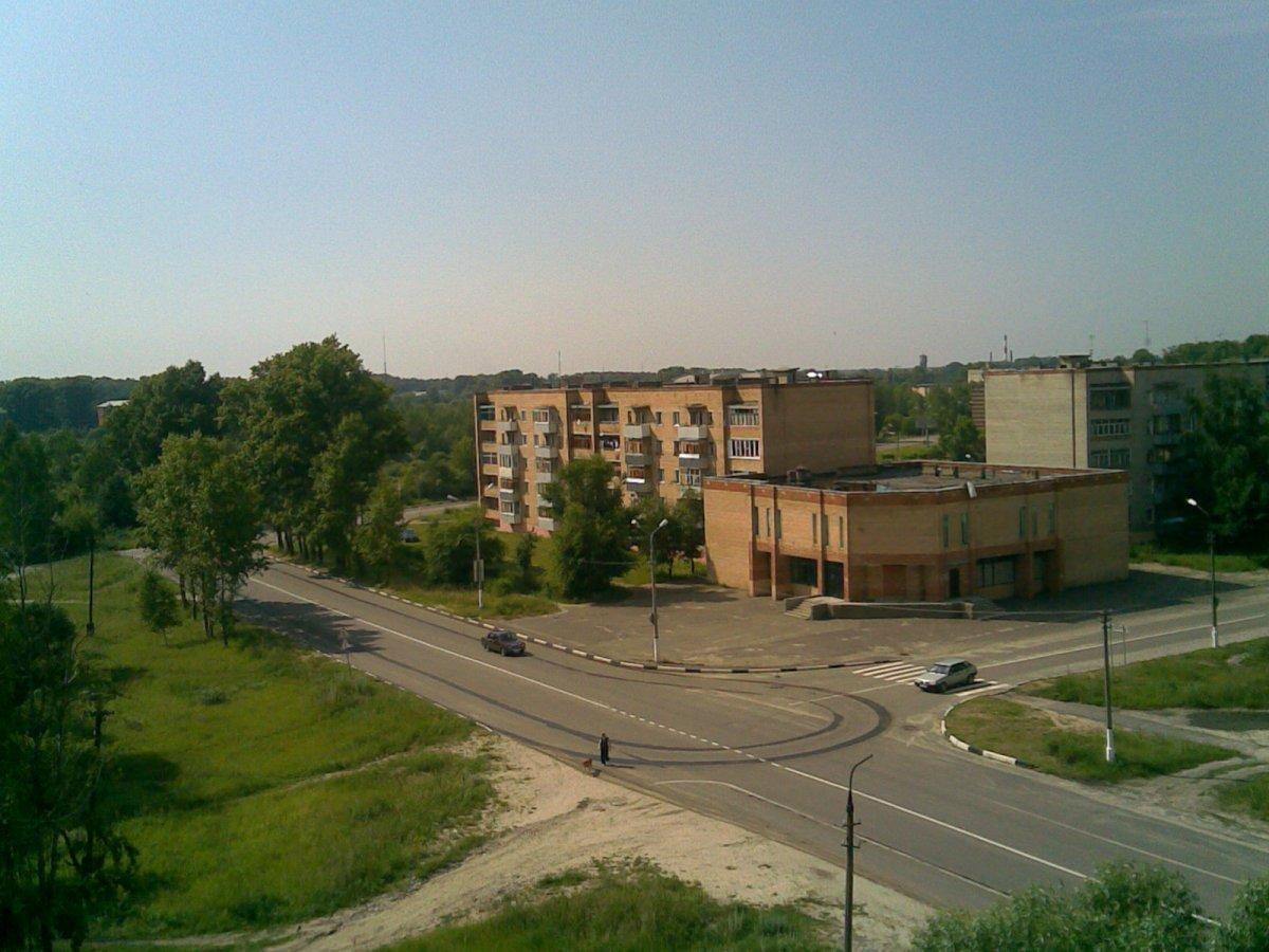 Фото города рошаль в советское время
