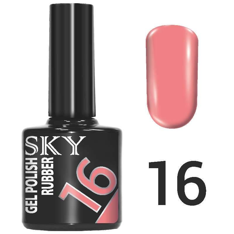 Sky gel №16