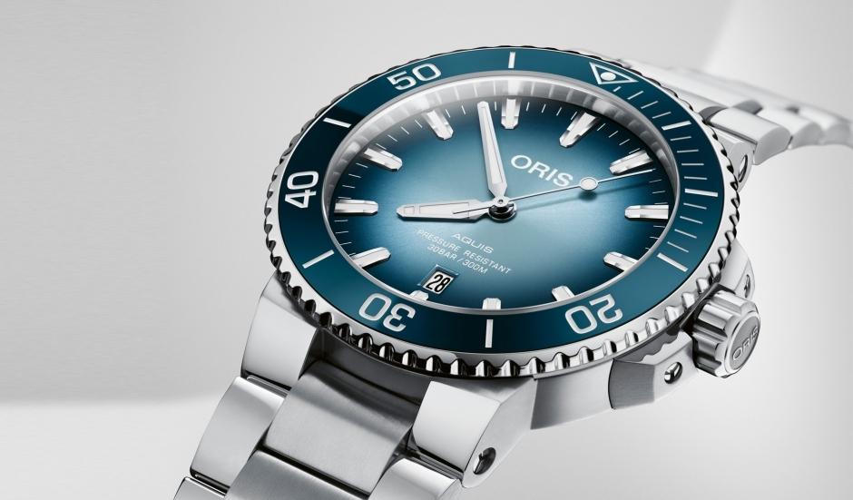 продать часы Oris в Москве