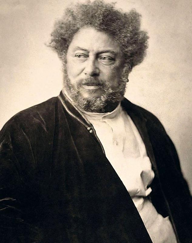 Писатель Александр Дюма был в Петербурге 1858 год