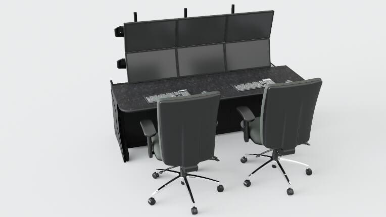 Диспетчерская мебель для ООО 'Фертоинг'