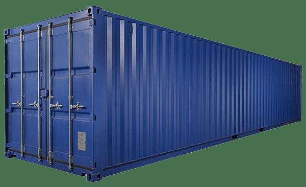 40 футовый контейнер широкий