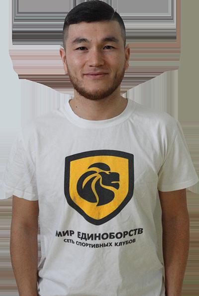 Камарридин Хасанов - тренер по каратэ, тхэквондо