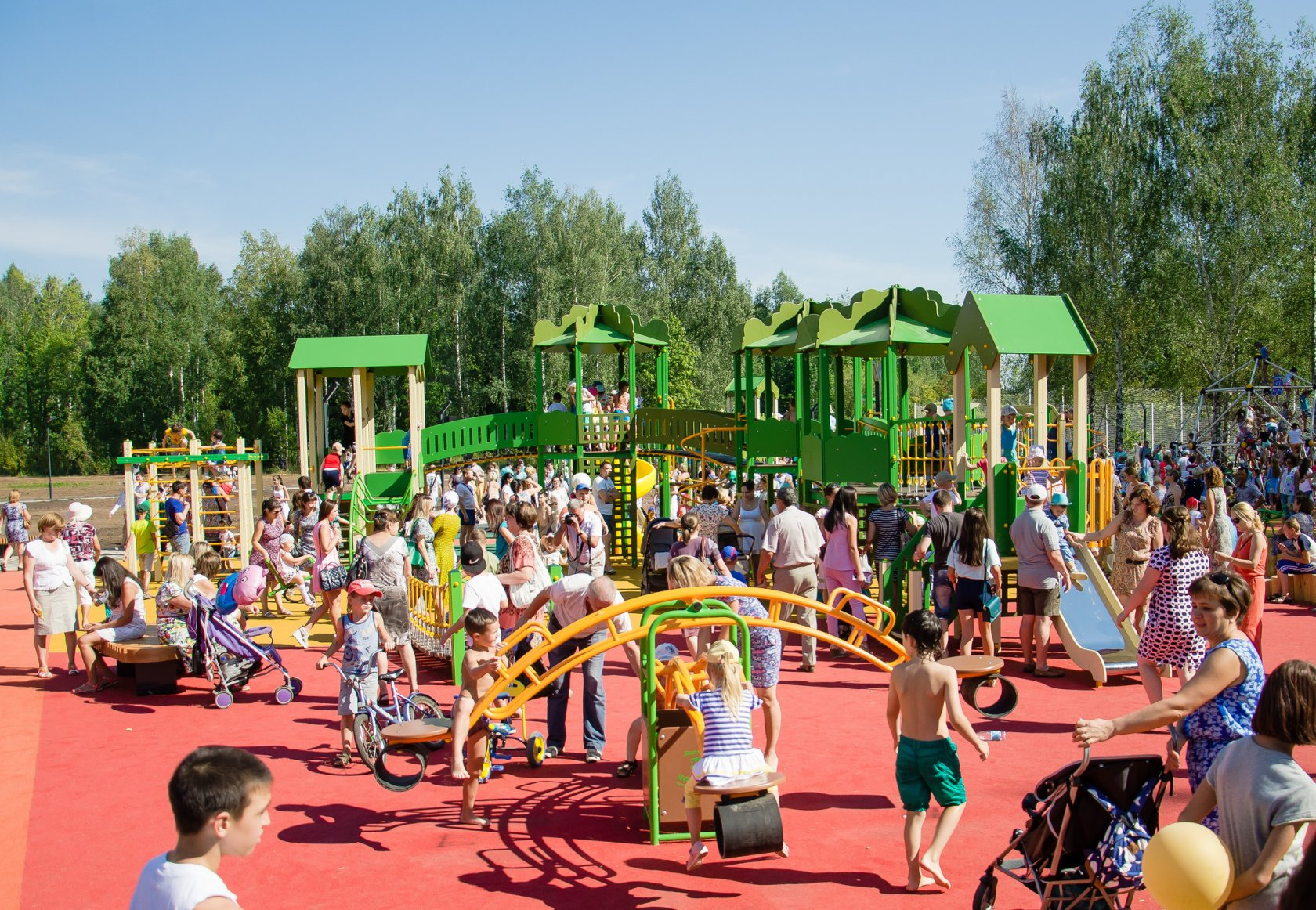 фото парк семья нижнекамск