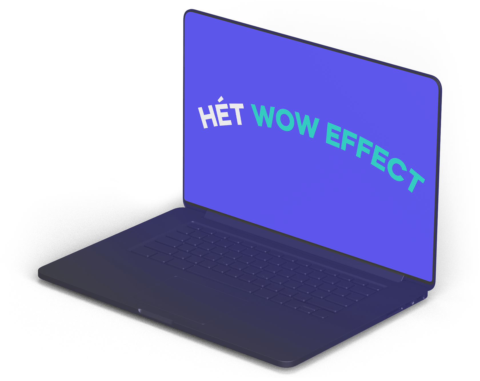 Laptop met hét wow-effect
