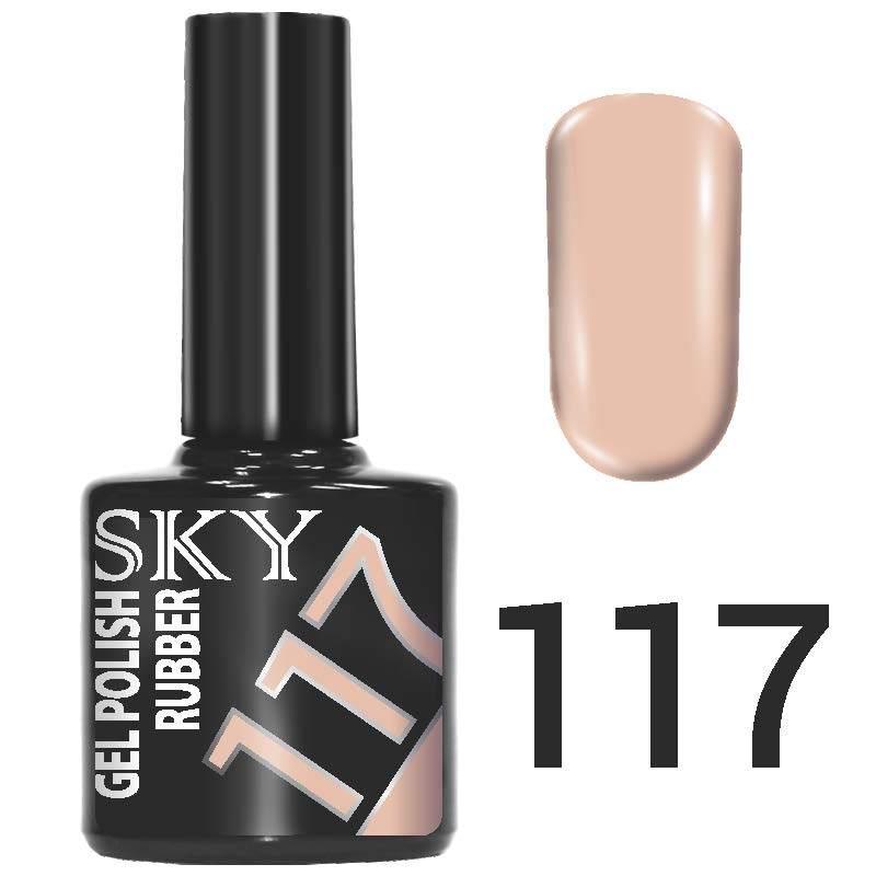 Sky gel №117