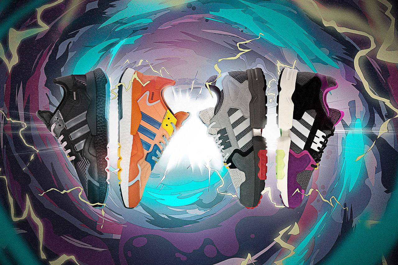 adidas выпустил новую линейку кроссовок в коллаборации с Ninja