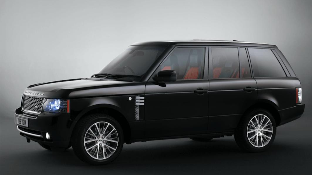 LR Range Rover III