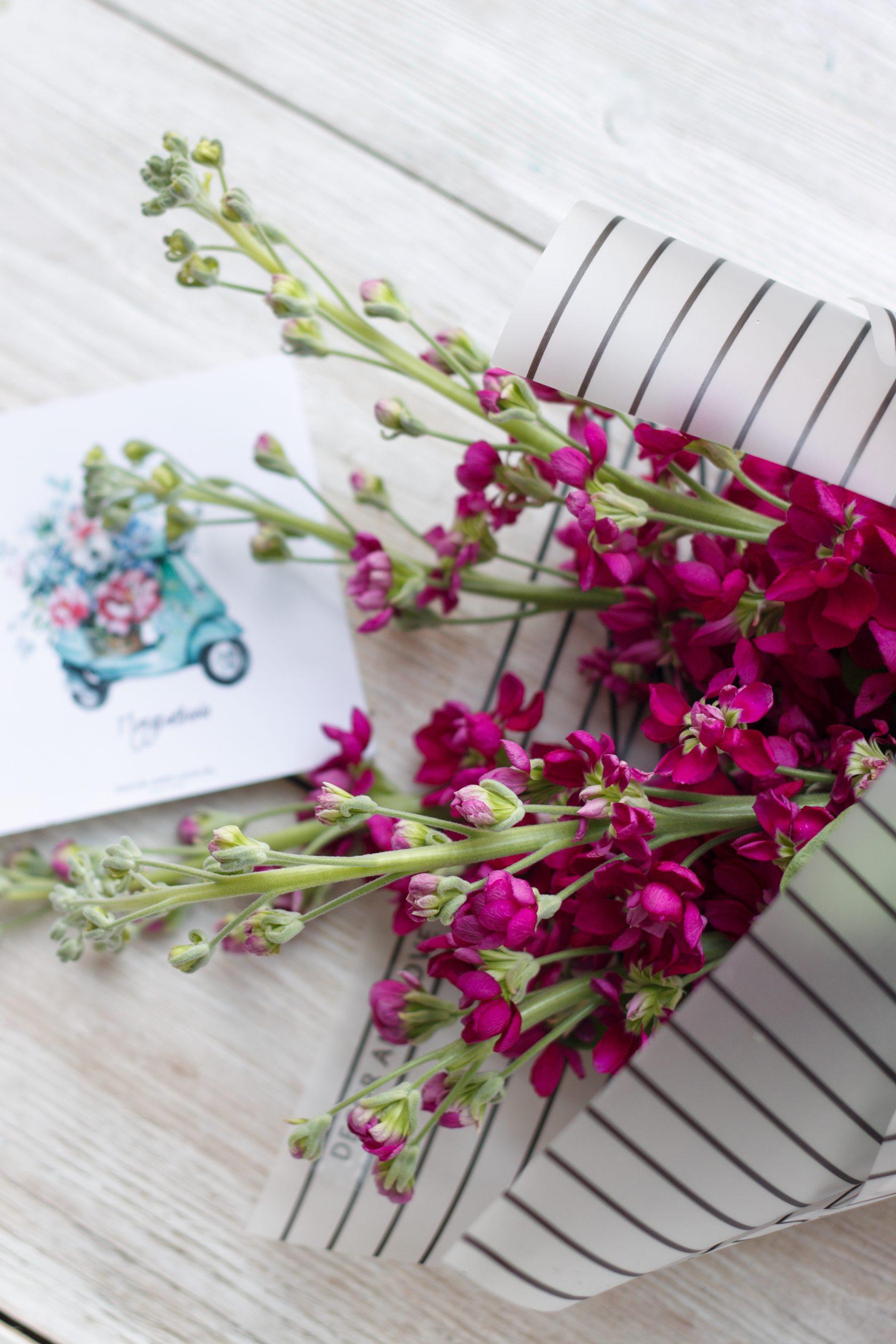 Цветы купить в томске