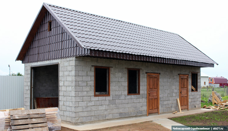 Керамзитобетон гараж завод по производству бетона уфа