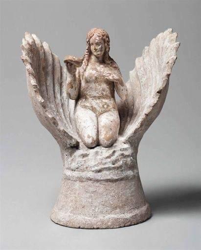 Afrodite - Terracotta Anatolica 150 sec. PEC