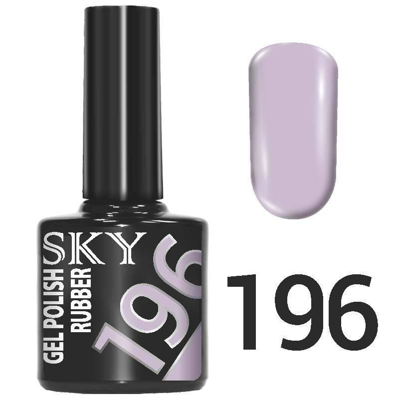 Sky gel №196