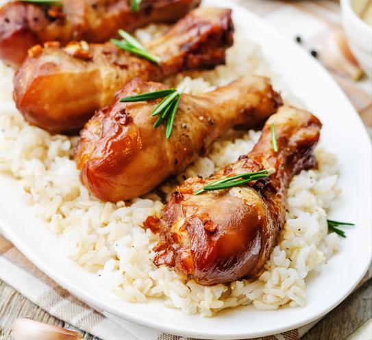 Пиле с ориз Krina