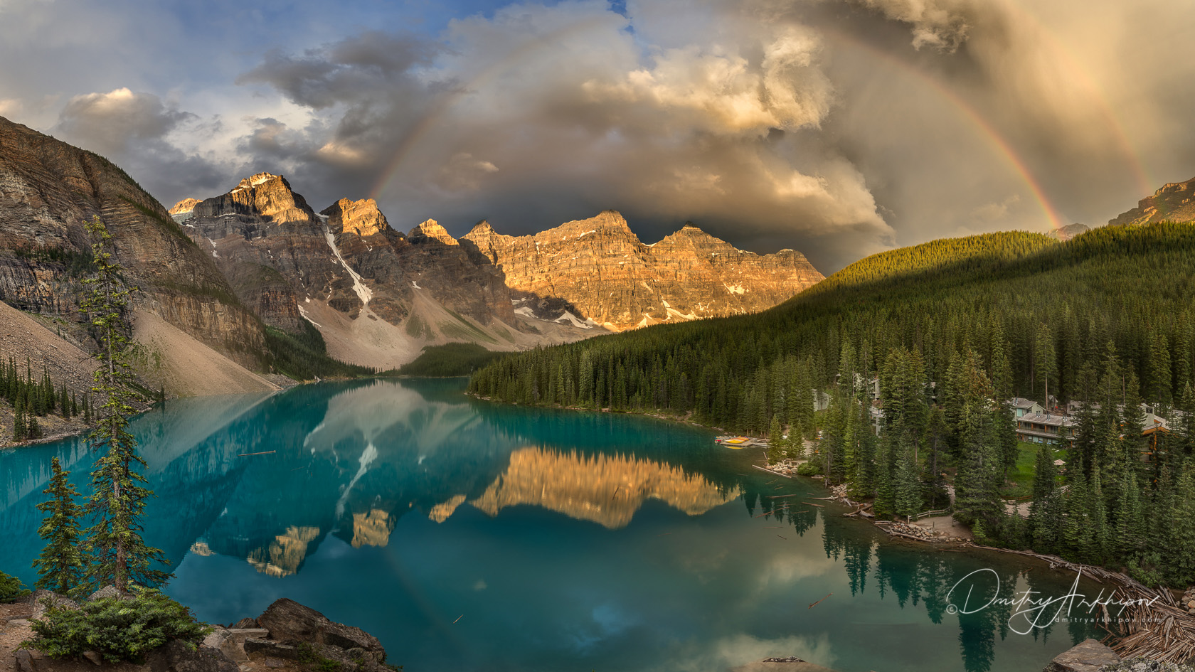 Lake Moraine photography expedition