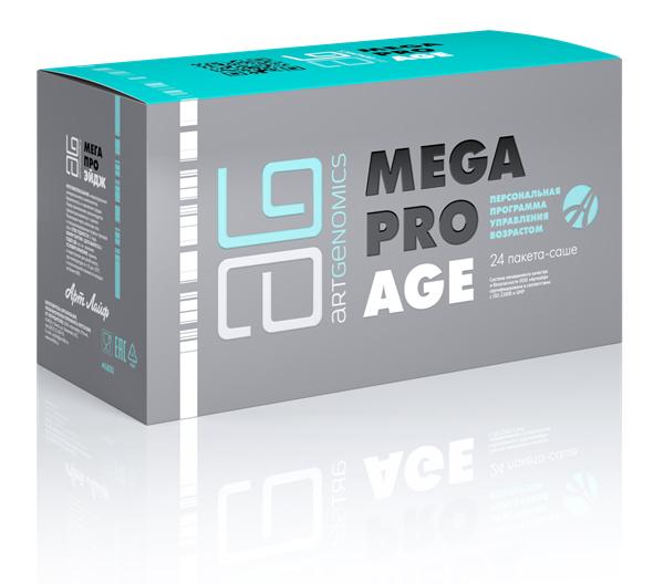 Mega Pro Age - персональная программа управления возрастом