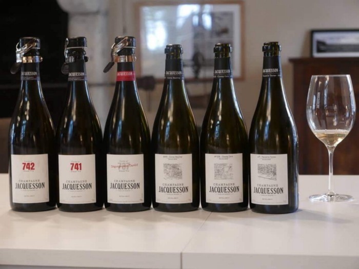 Jacquesson champagnes