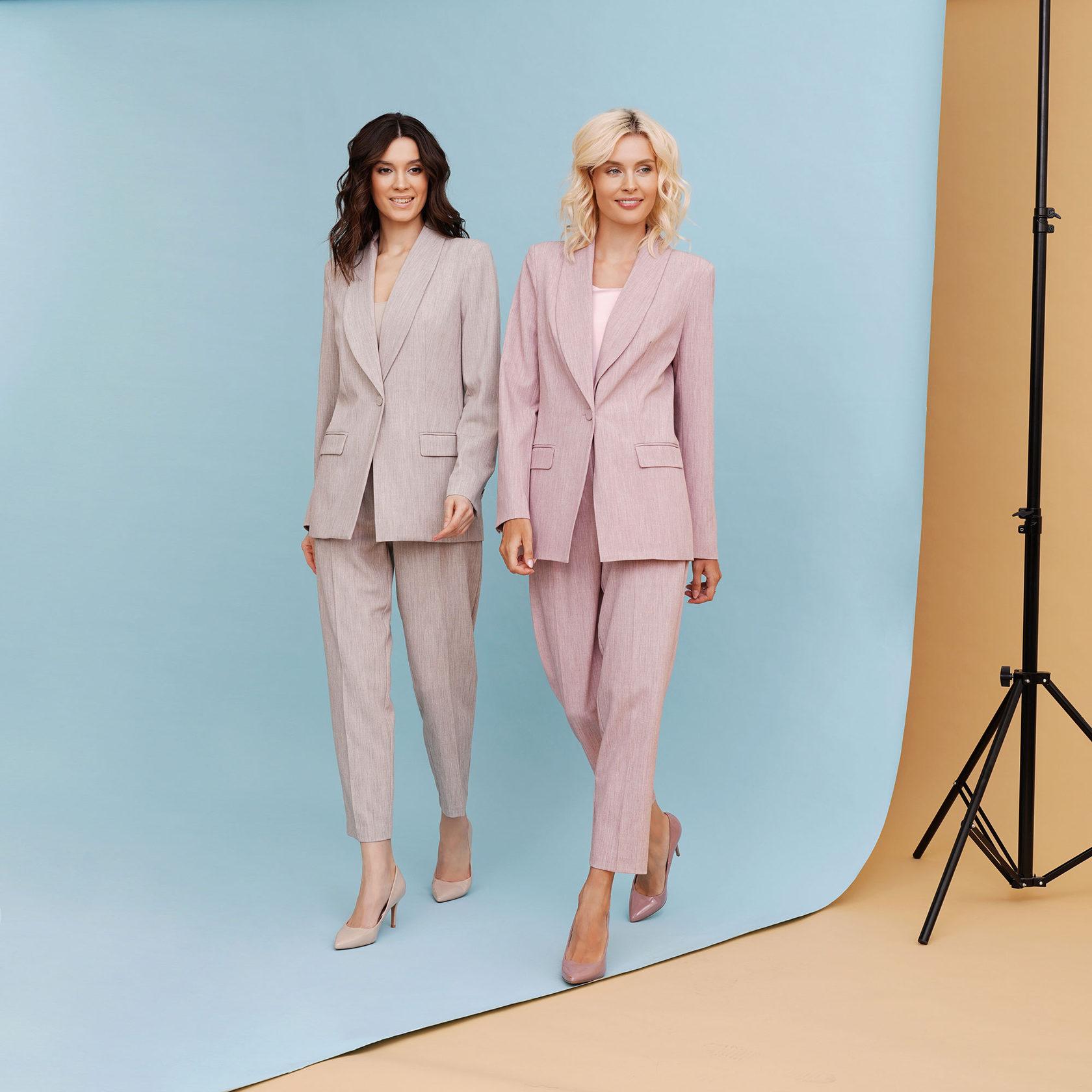 Рекламная фотосъемка одежды самара