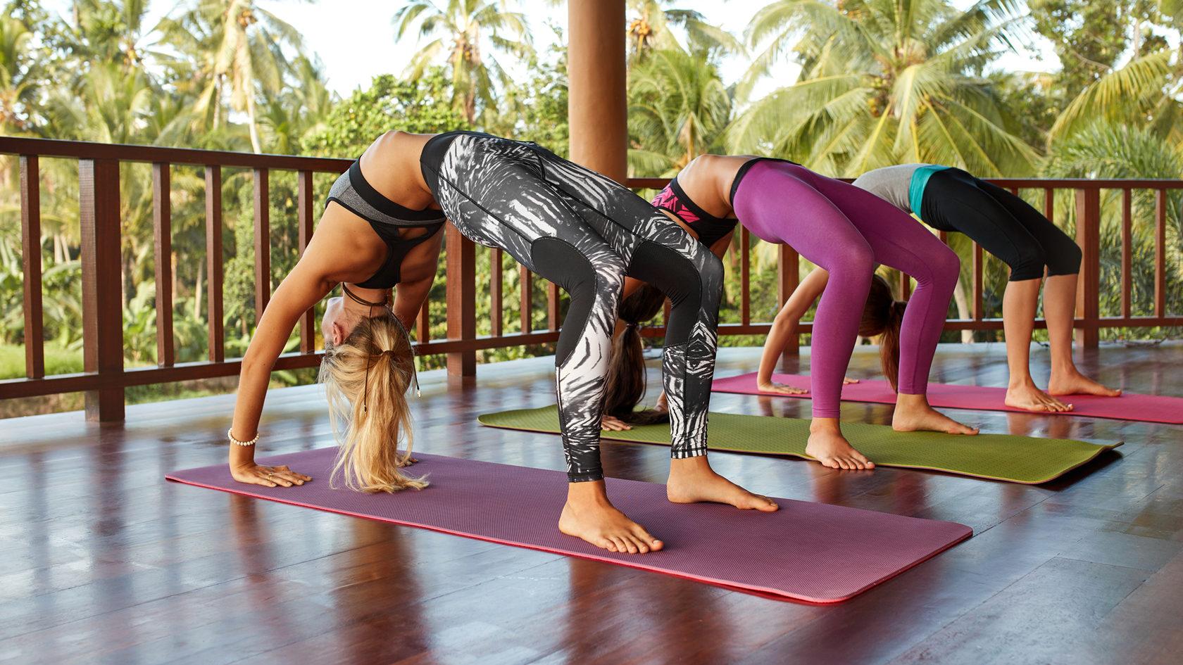 Йога курс Киев