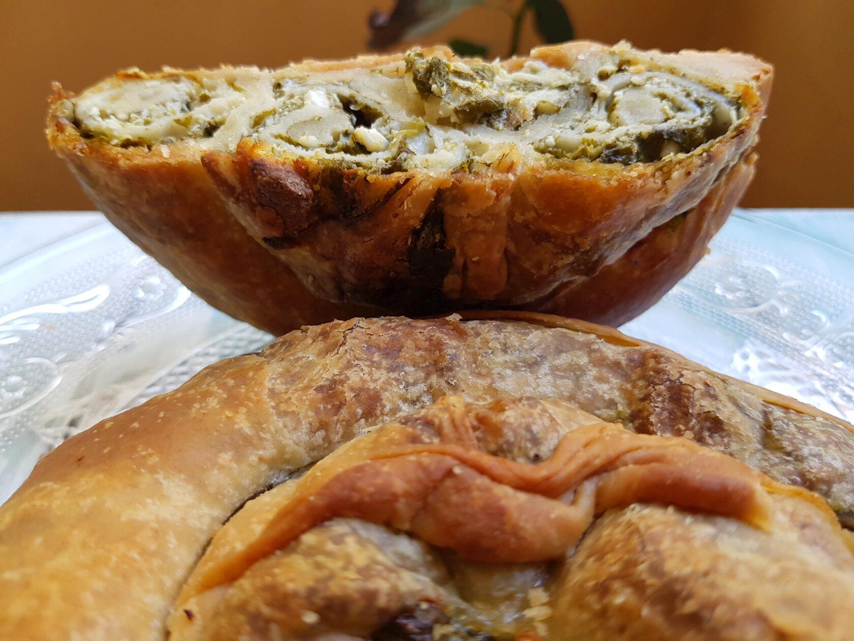 Бурекс фило (домашний). Видео рецепт. Израильская кухня.