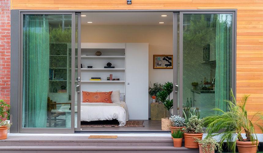 Mighty Studio exterior in Los Angeles