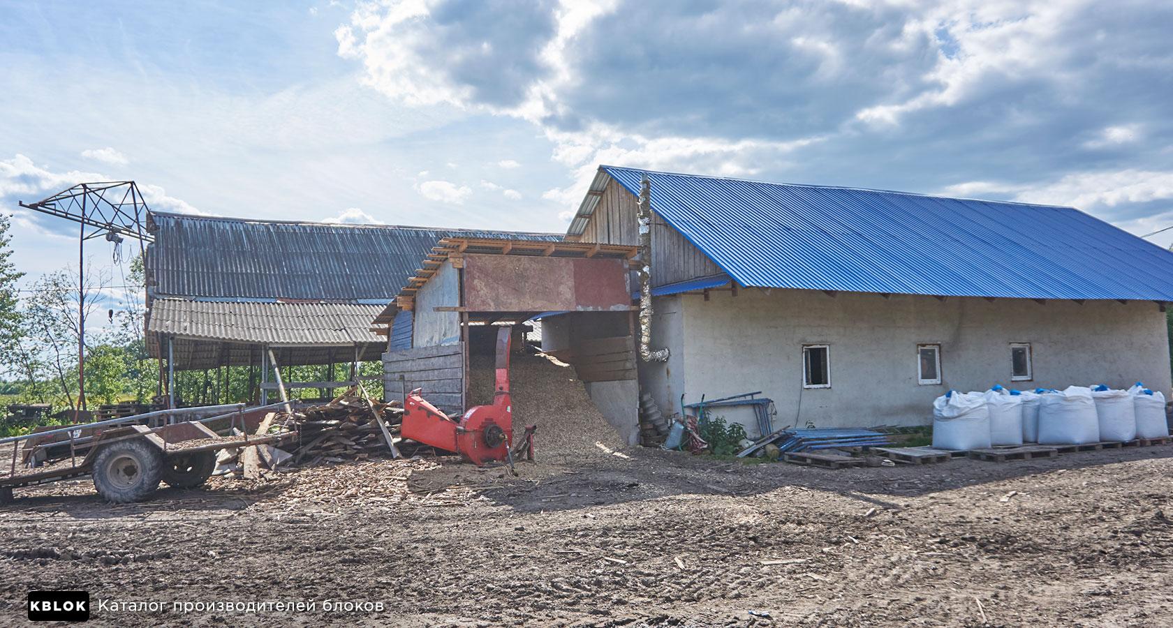 производство арболитовых блоков в Сергиево-Посадском районе МО