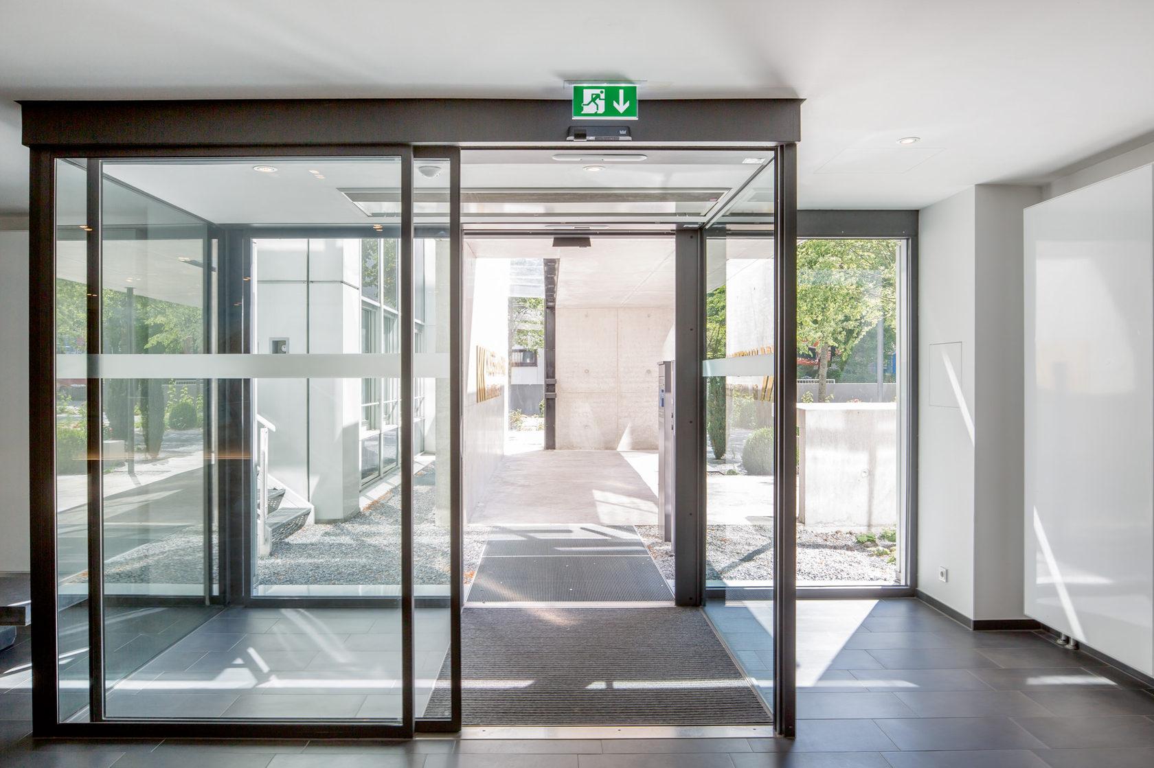 Картинка автоматические двери