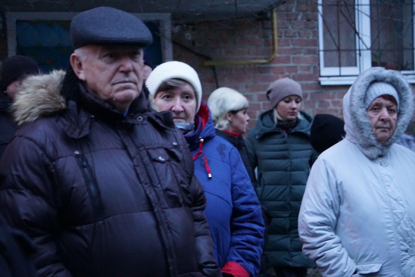 Партія Шарія допомогла полтавцям домогтися ремонту аварійного даху житлового будинку