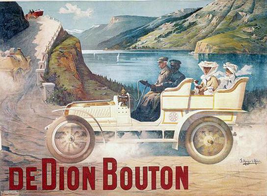 Де Дион Бутон