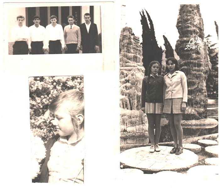 Выпускники, 1925 г