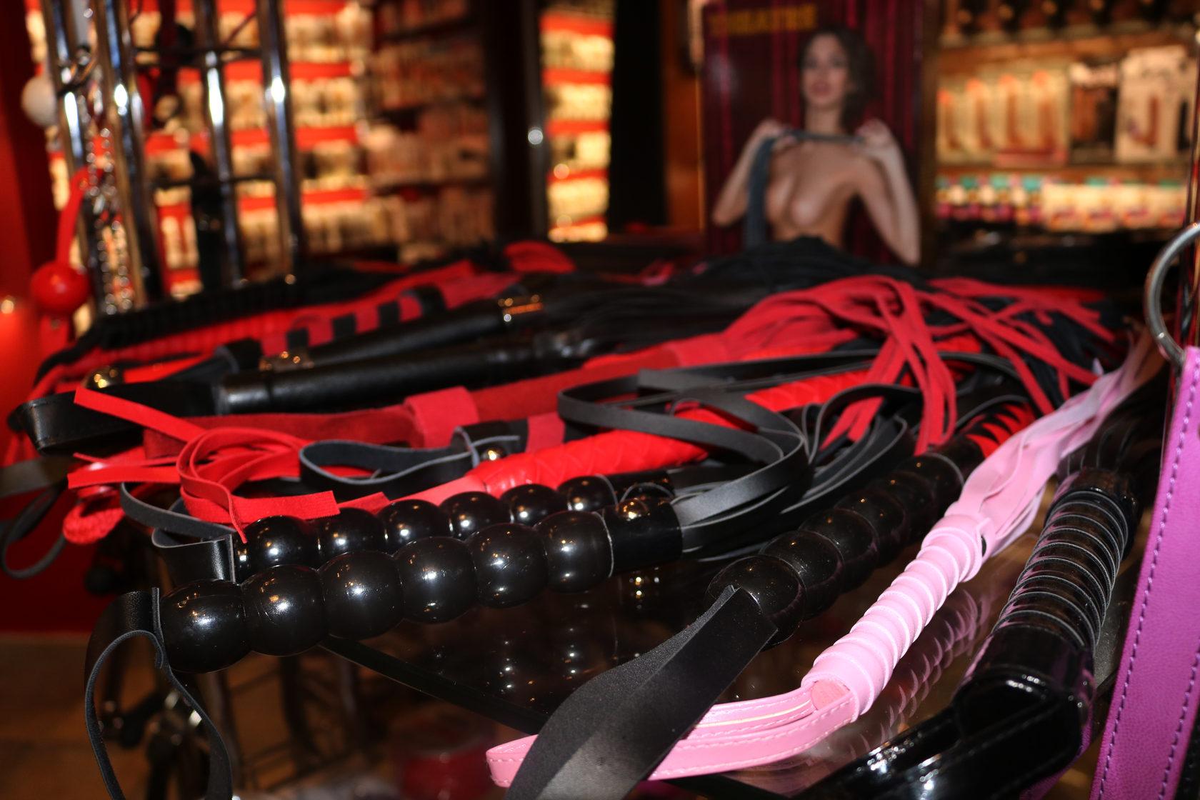 секс шоп ламур