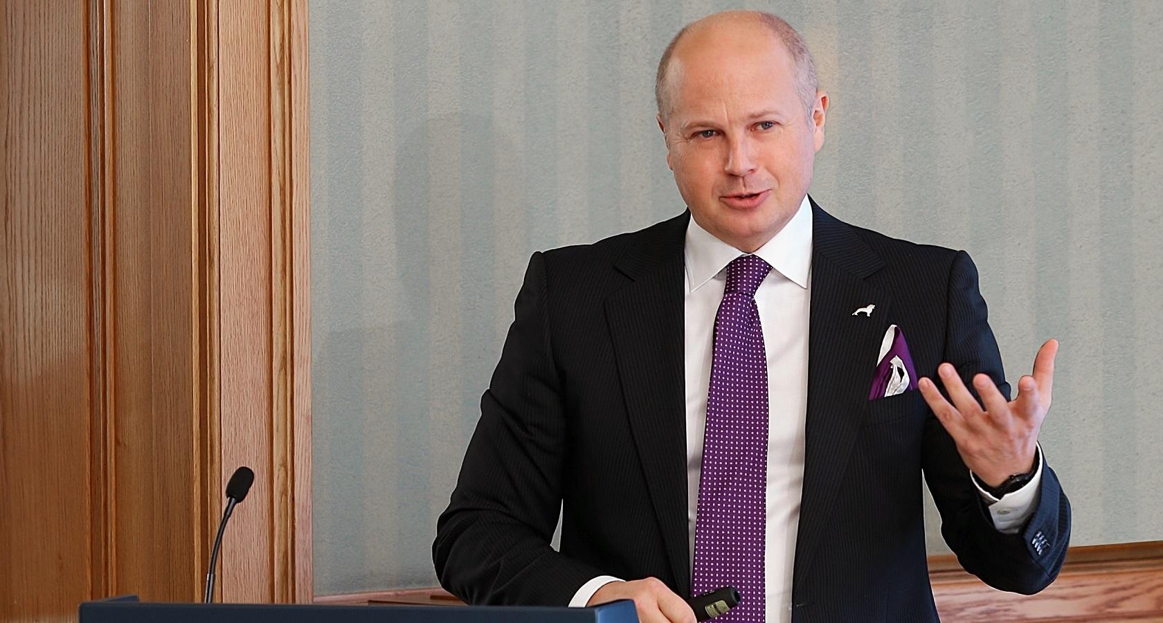 Глава российского офиса MAN Питер Андерссон четко видит дорогу к успеху своей компании на рынке новой грузовой техники (фото: «МАН Трак энд Бас Рус»)